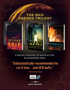Richard Phillips' Rho Agenda Trilogy